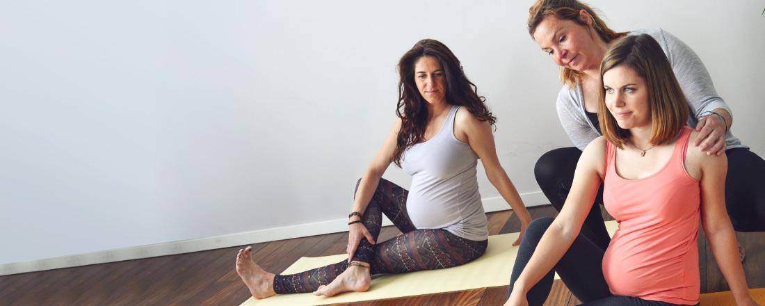 Joga pro těhotné
